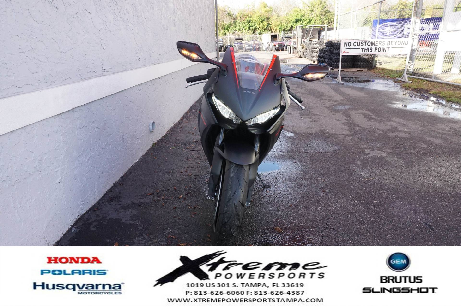 2017 Honda CBR1000RR ABS in Tampa, Florida - Photo 5