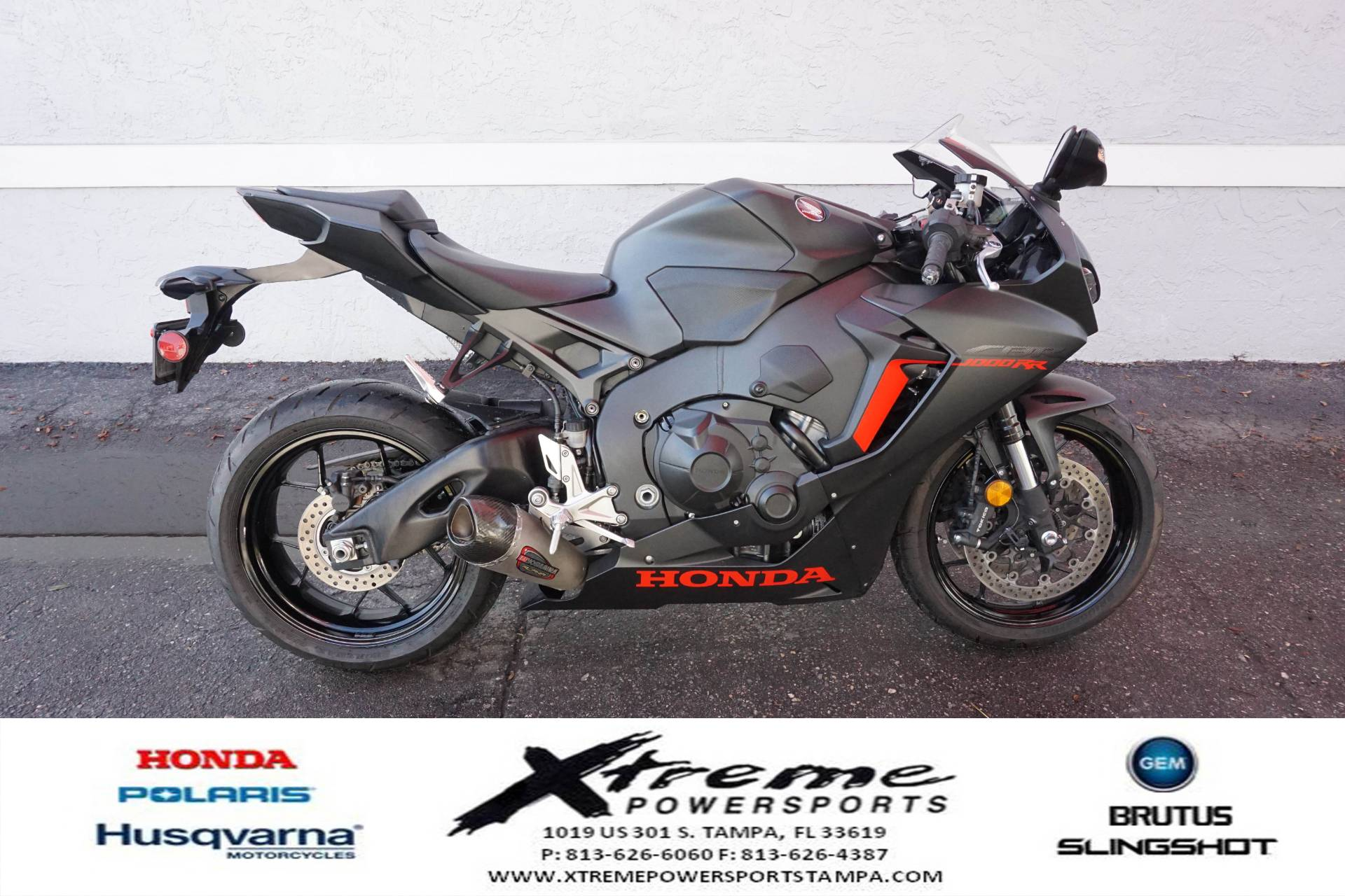 2017 Honda CBR1000RR ABS in Tampa, Florida - Photo 6