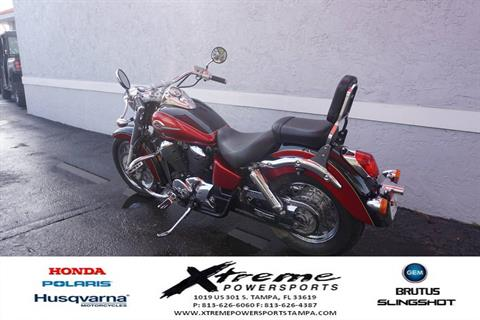 2003 Honda SHADOW ACE DLX in Tampa, Florida - Photo 3