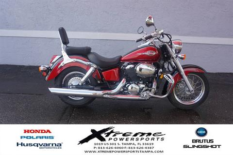 2003 Honda SHADOW ACE DLX in Tampa, Florida - Photo 6