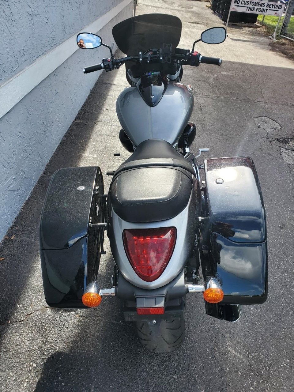 2018 SUZUKI BOULEVARD M90 in Tampa, Florida - Photo 4