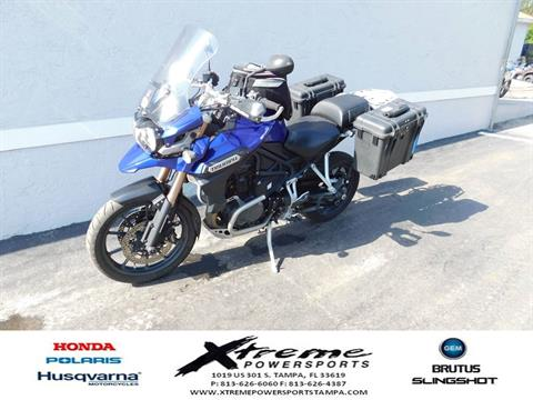 2013 Triumph Tiger Explorer ABS in Tampa, Florida