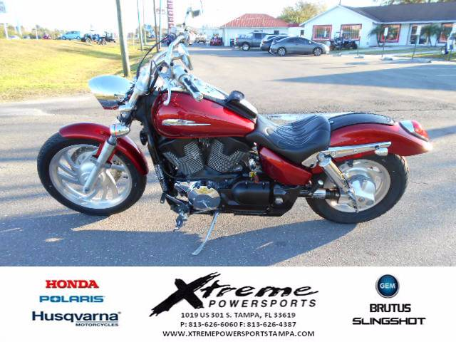 used 2009 honda vtx 1300c motorcycles in tampa fl stock