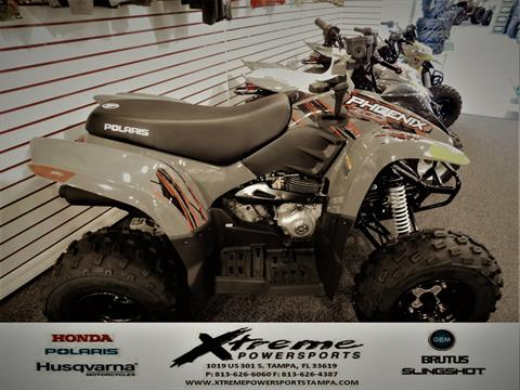 2019 Polaris PHOENIX 200 in Tampa, Florida