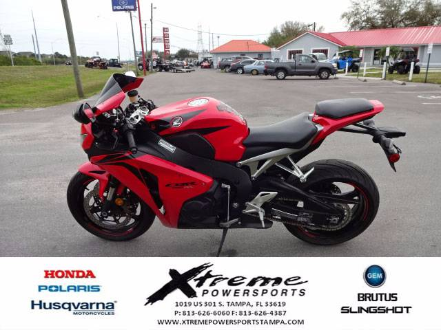 2010 Honda CBR®1000RR ABS in Tampa, Florida