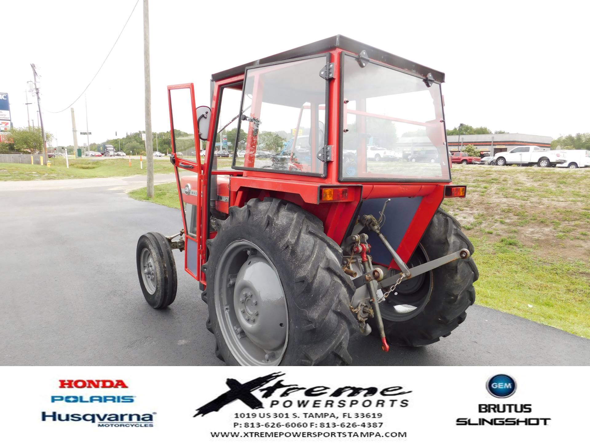 1963 Massey Ferguson 35X & 135 WITH CAB in Tampa, Florida