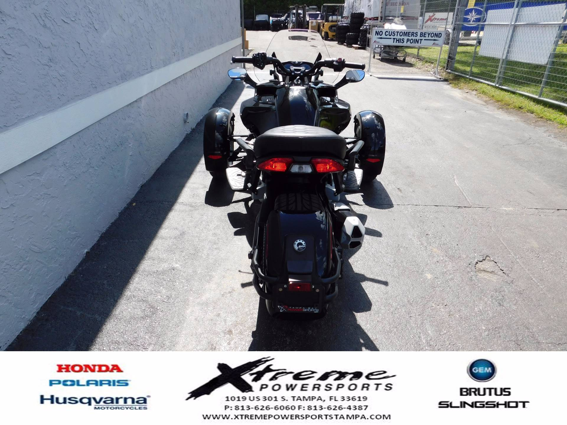 2015 Can-Am Spyder® F3-S SM6 in Tampa, Florida