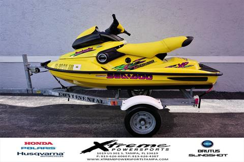 1997 Sea-Doo XP in Tampa, Florida - Photo 1