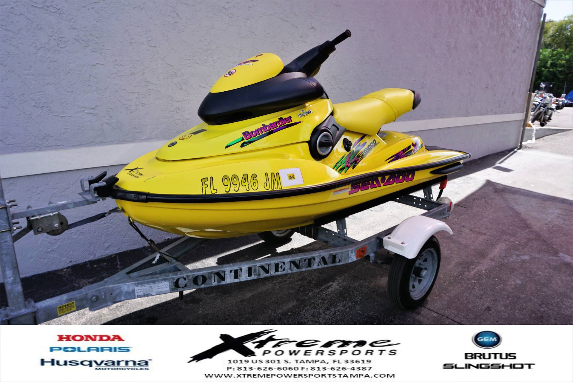1997 Sea-Doo XP in Tampa, Florida - Photo 2
