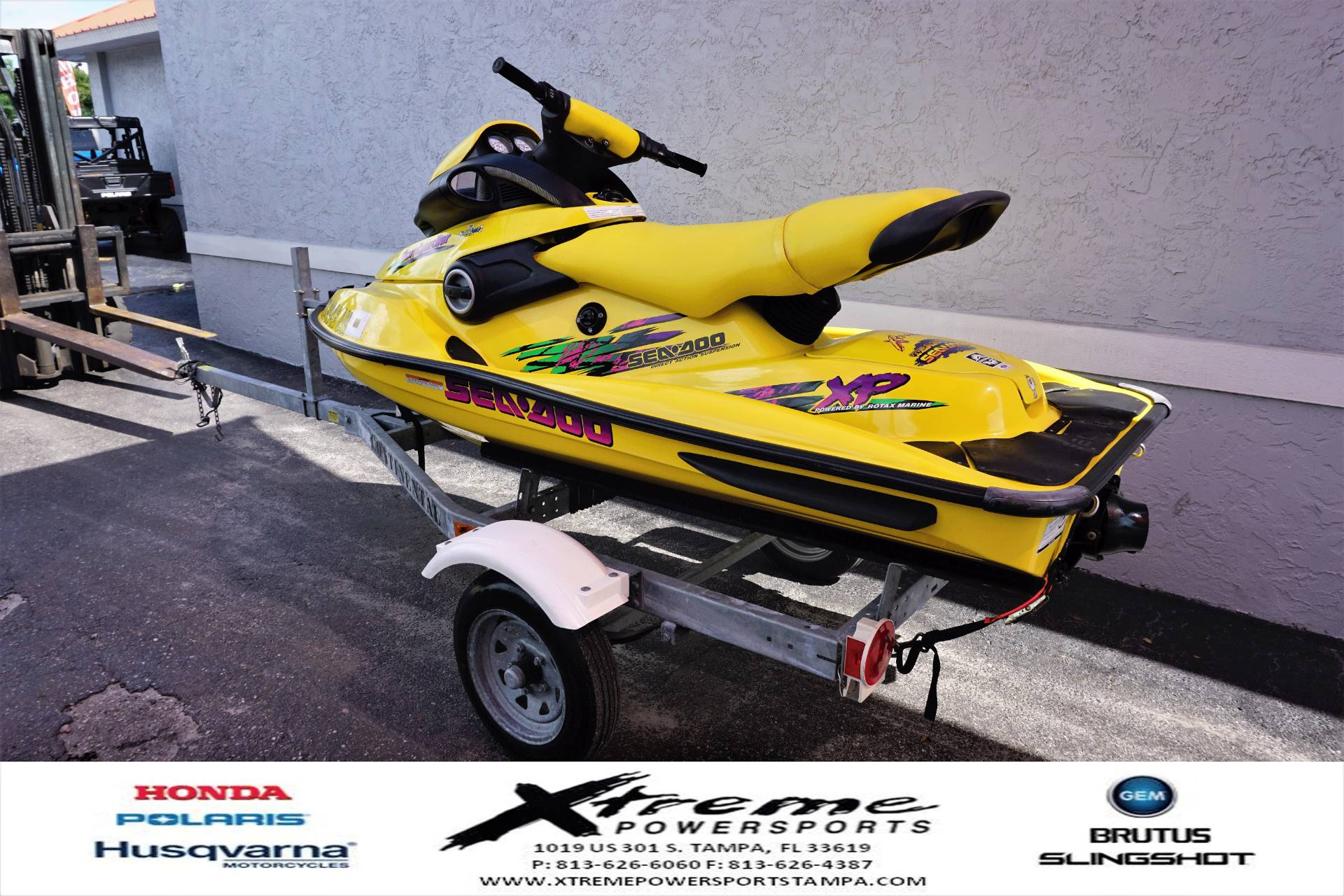 1997 Sea-Doo XP in Tampa, Florida - Photo 3