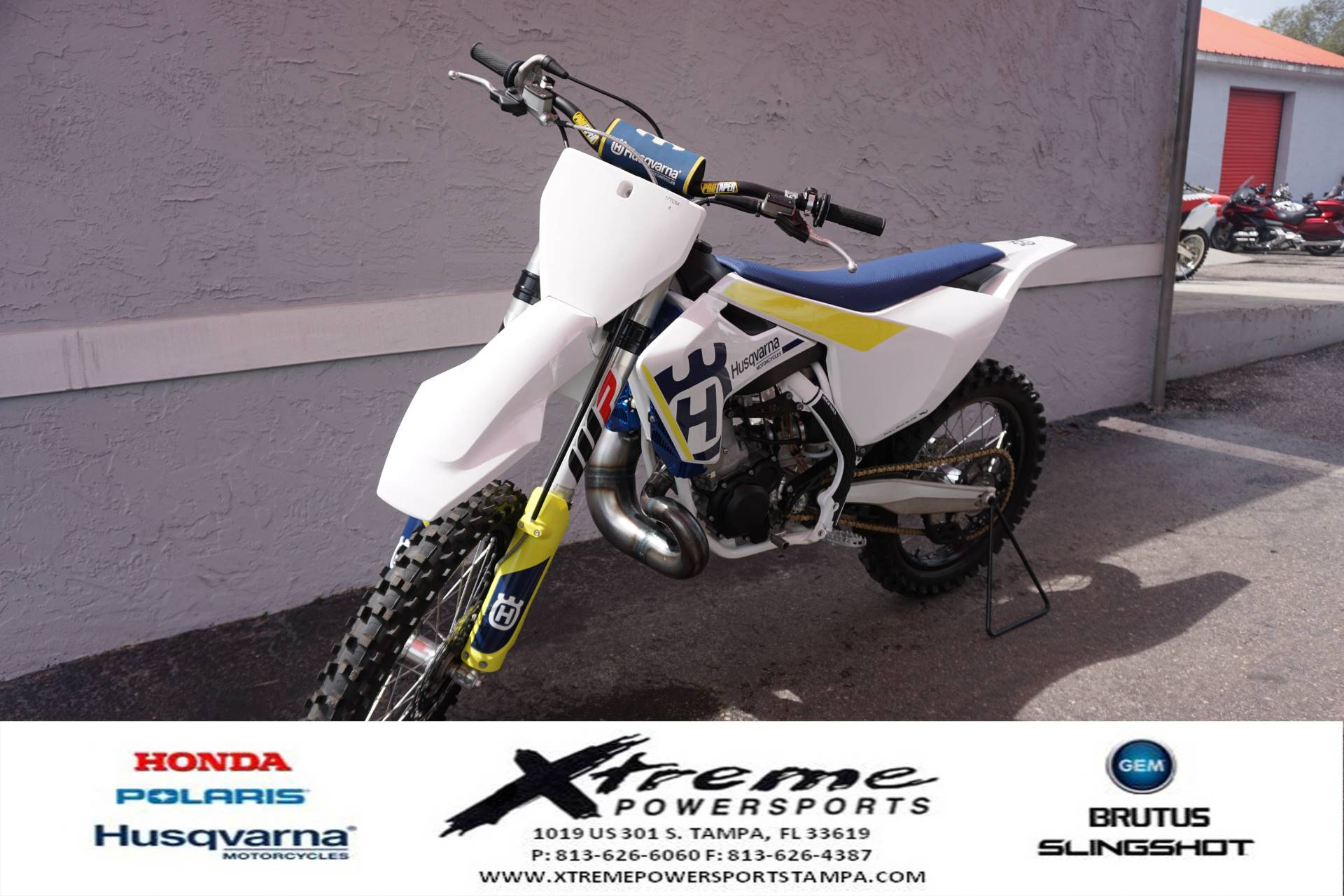 2017 Husqvarna TC 250 in Tampa, Florida - Photo 2