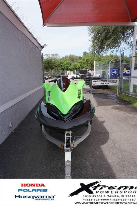 2017 Kawasaki ULTRA 310R in Tampa, Florida - Photo 2