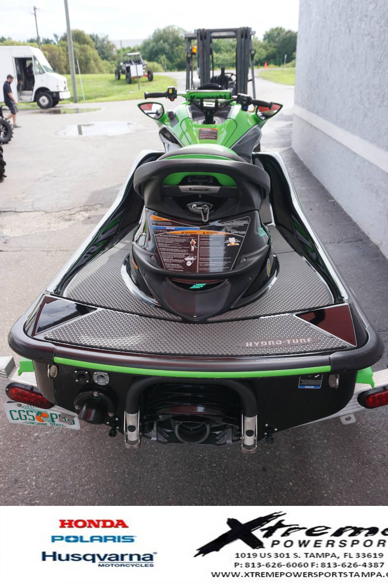 2017 Kawasaki ULTRA 310R in Tampa, Florida - Photo 3