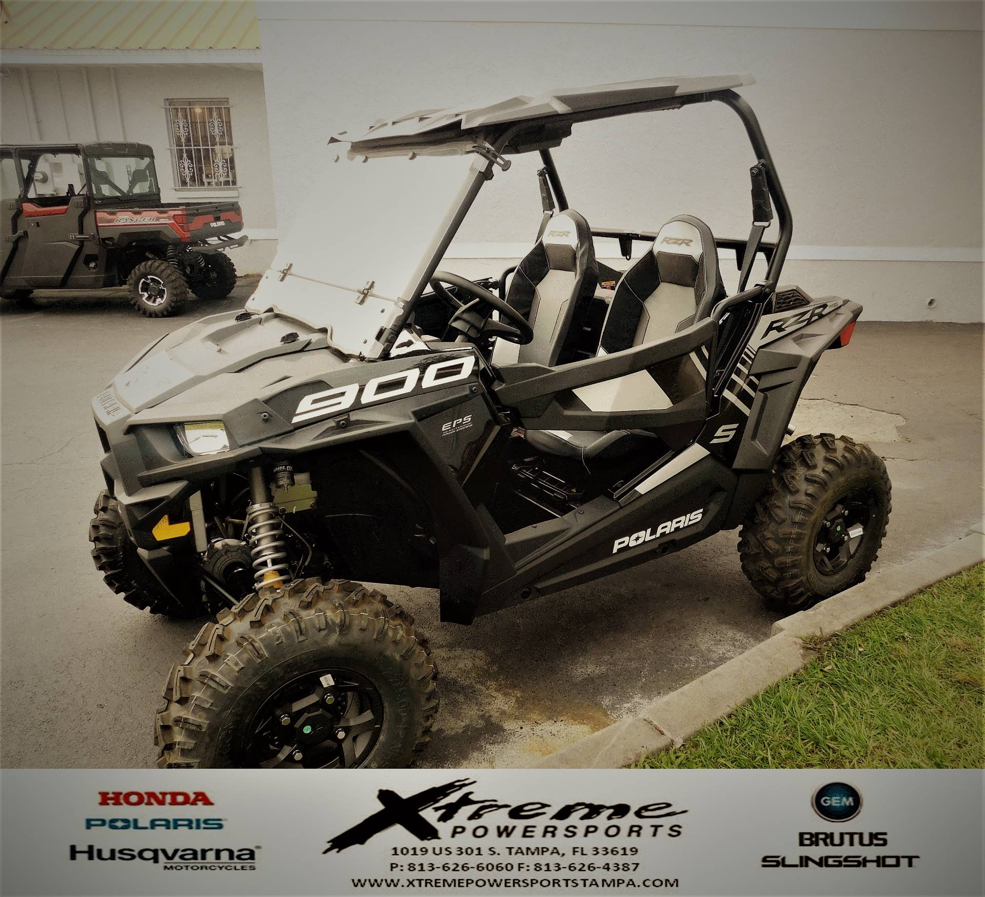 2019 Polaris RAZOR S 900 EPS in Tampa, Florida