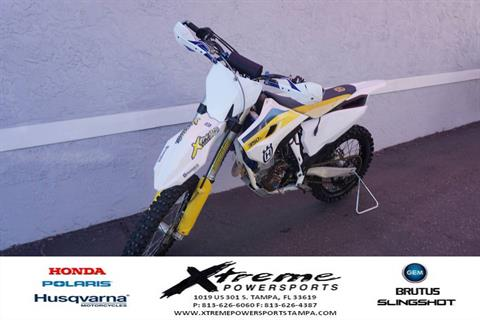 2015 Husqvarna FC350 in Tampa, Florida - Photo 2