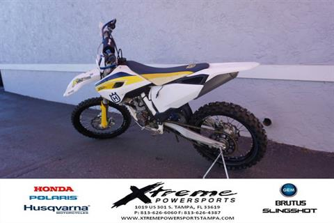 2015 Husqvarna FC350 in Tampa, Florida - Photo 3