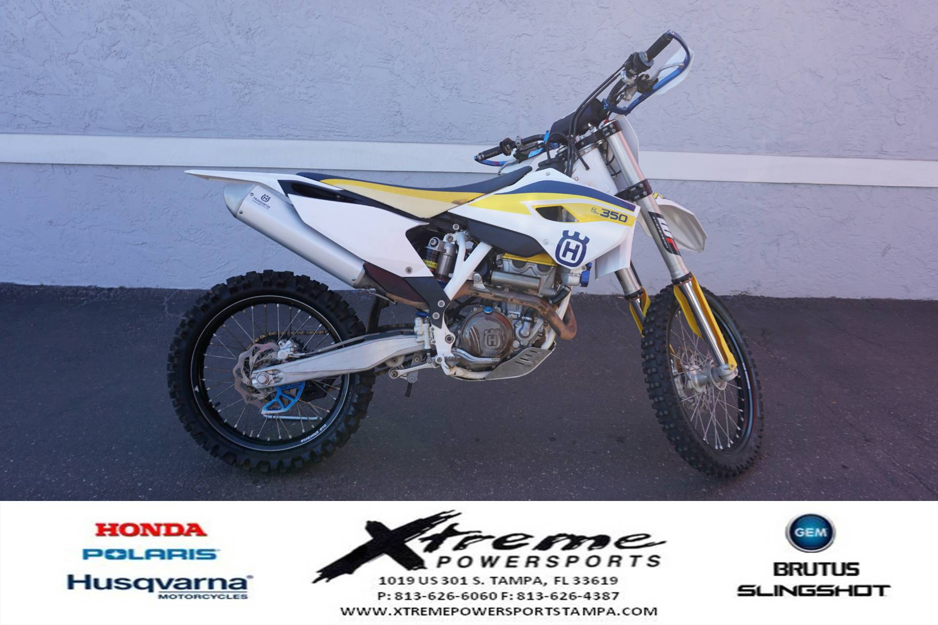 2015 Husqvarna FC350 in Tampa, Florida - Photo 6