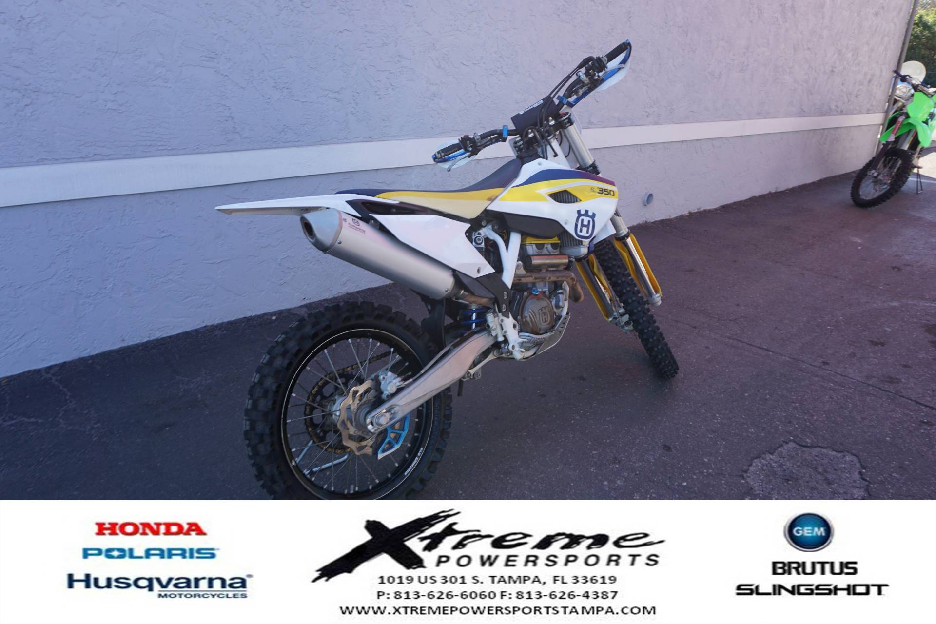 2015 Husqvarna FC350 in Tampa, Florida - Photo 7