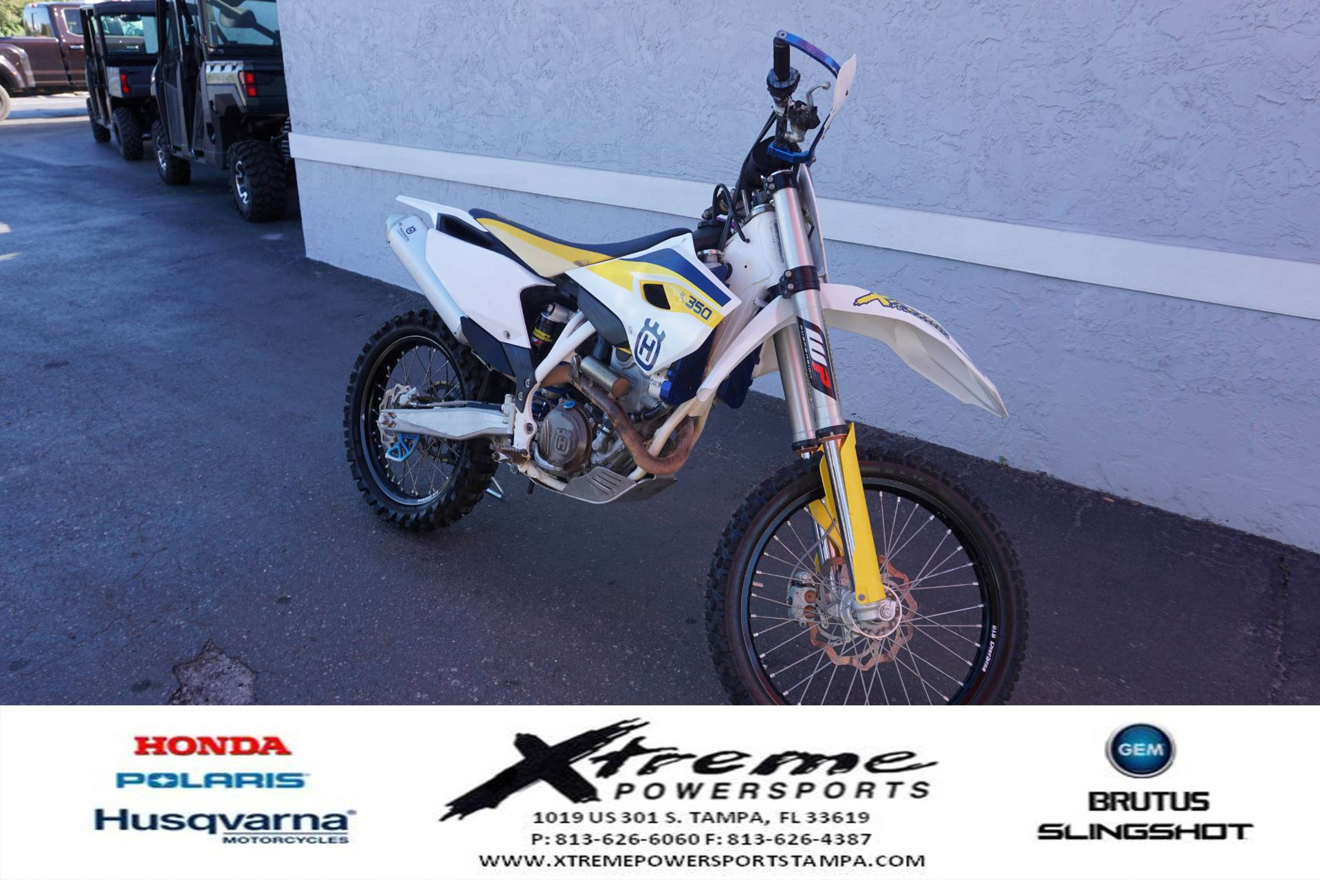 2015 Husqvarna FC350 in Tampa, Florida - Photo 8