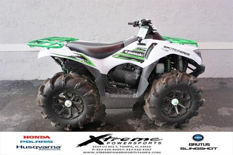 2018 Kawasaki Brute Force 750 4x4i EPS in Tampa, Florida - Photo 1