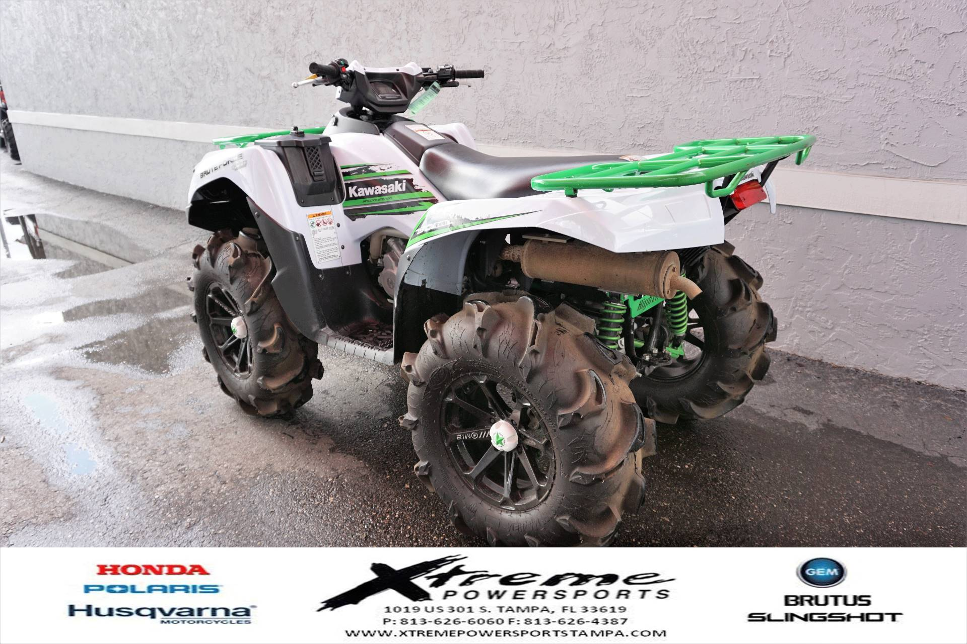 2018 Kawasaki Brute Force 750 4x4i EPS in Tampa, Florida - Photo 8