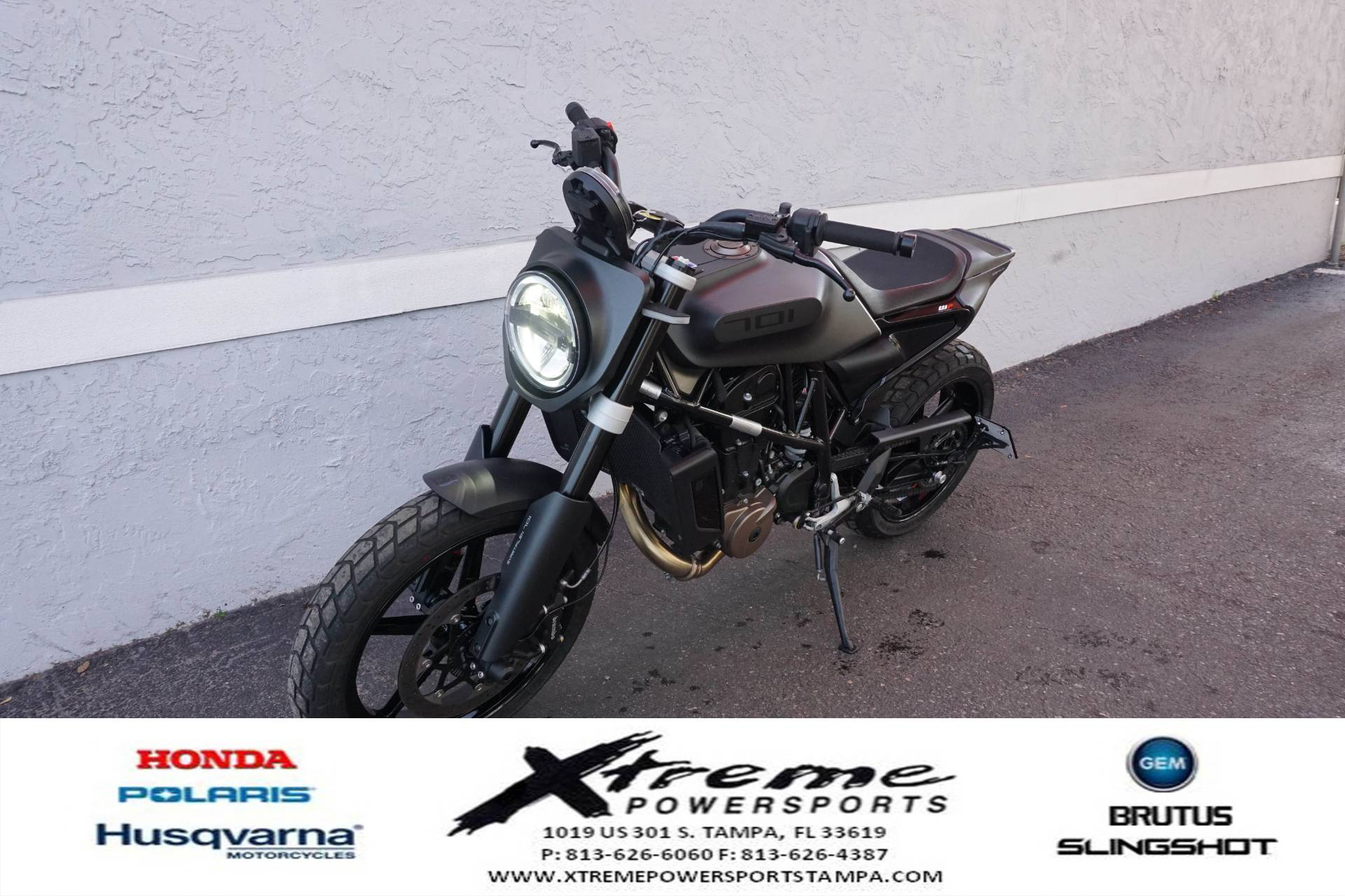 2019 Husqvarna SVARTPILEN 701 in Tampa, Florida - Photo 2