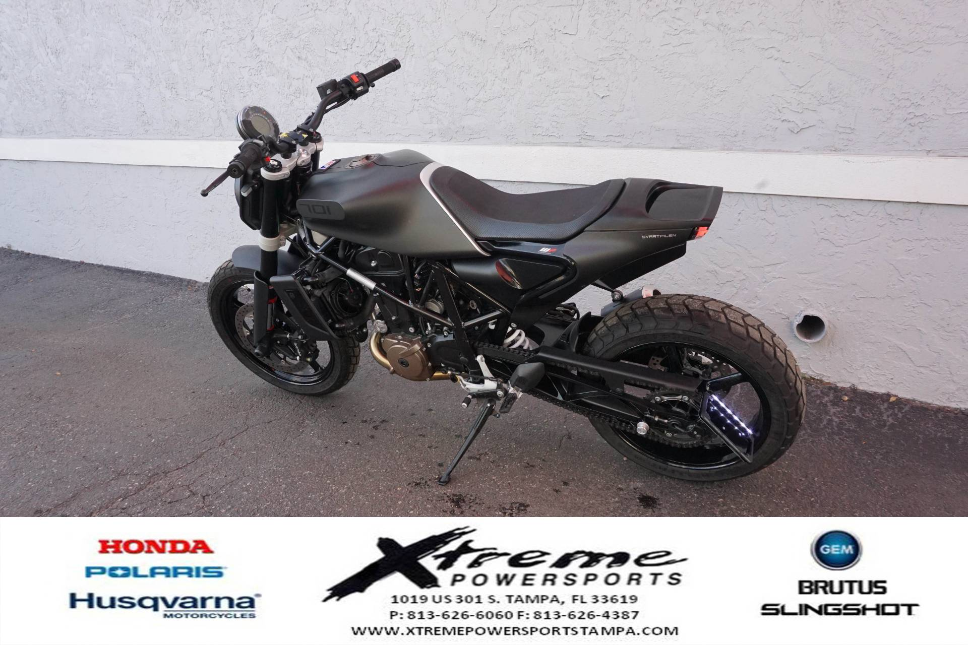 2019 Husqvarna SVARTPILEN 701 in Tampa, Florida - Photo 3