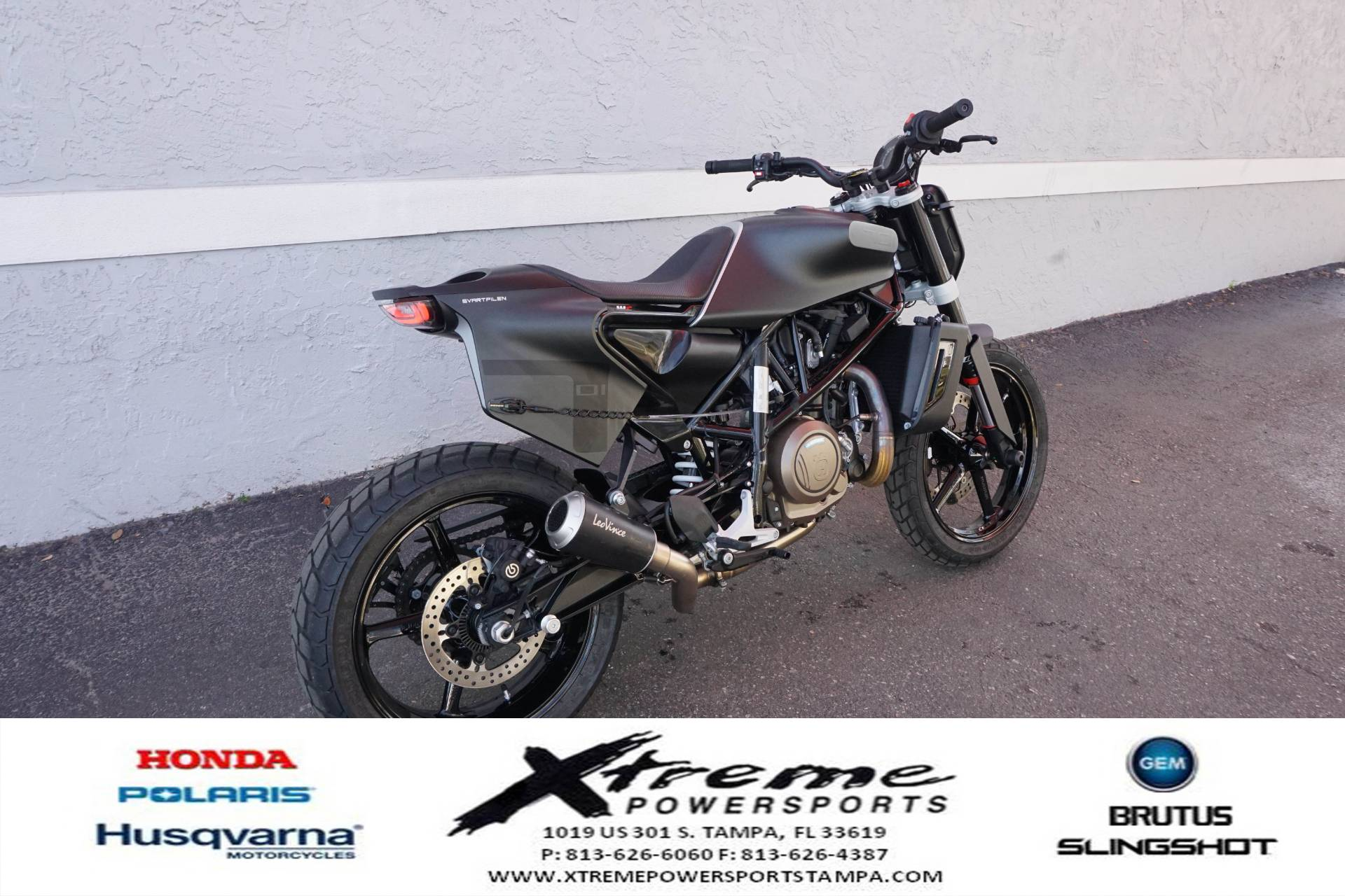 2019 Husqvarna SVARTPILEN 701 in Tampa, Florida - Photo 7