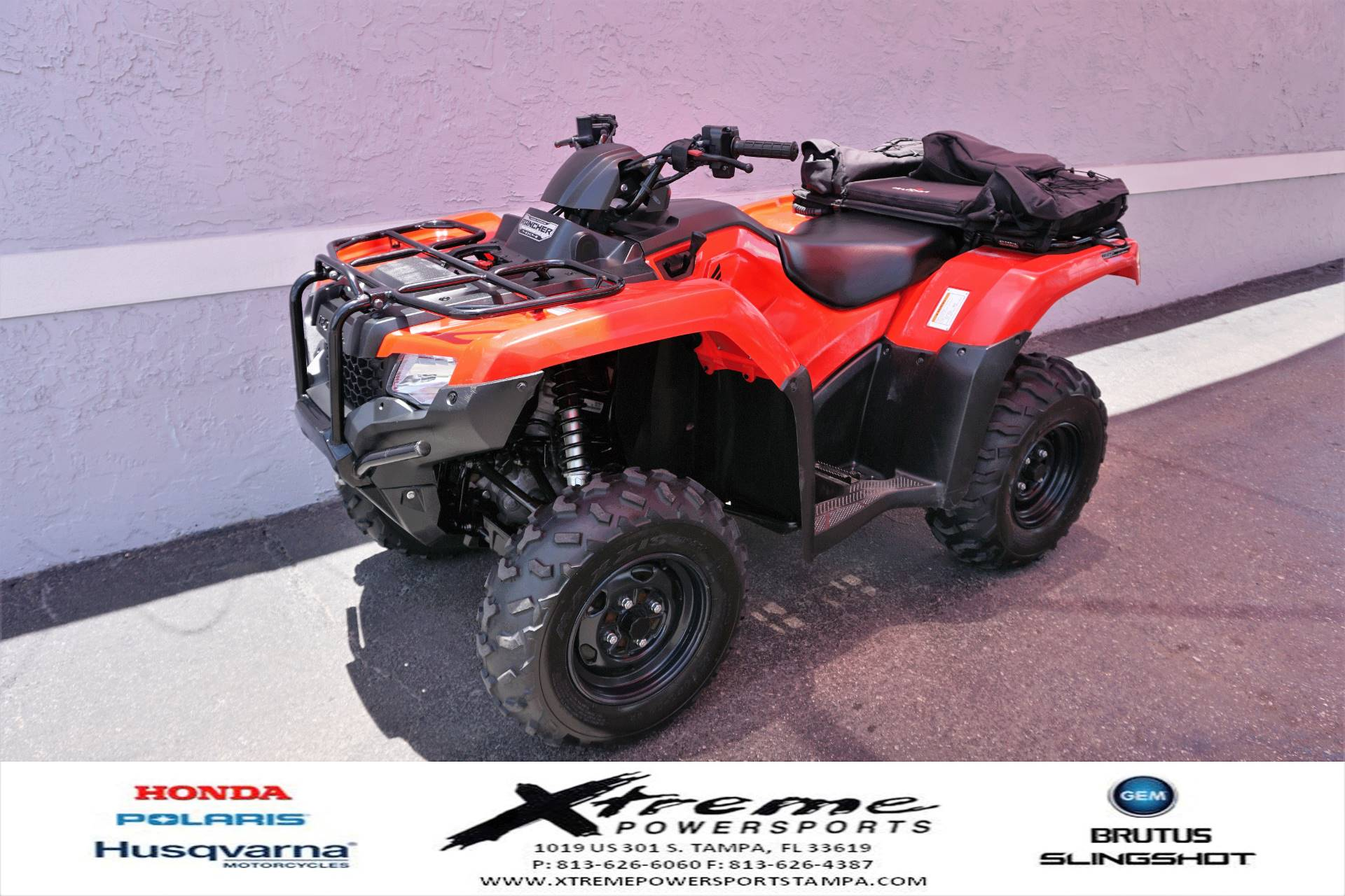 2016 Honda RANCHER AUTO EPS IRS in Tampa, Florida - Photo 2