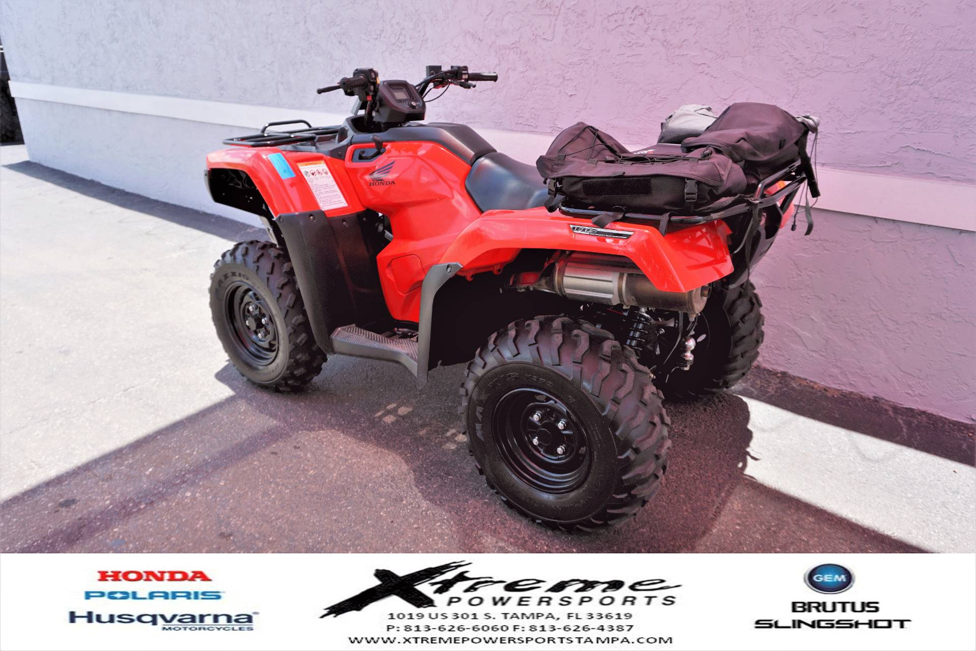 2016 Honda RANCHER AUTO EPS IRS in Tampa, Florida - Photo 3