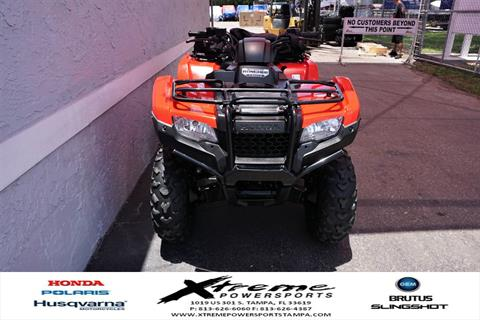 2016 Honda RANCHER AUTO EPS IRS in Tampa, Florida - Photo 5