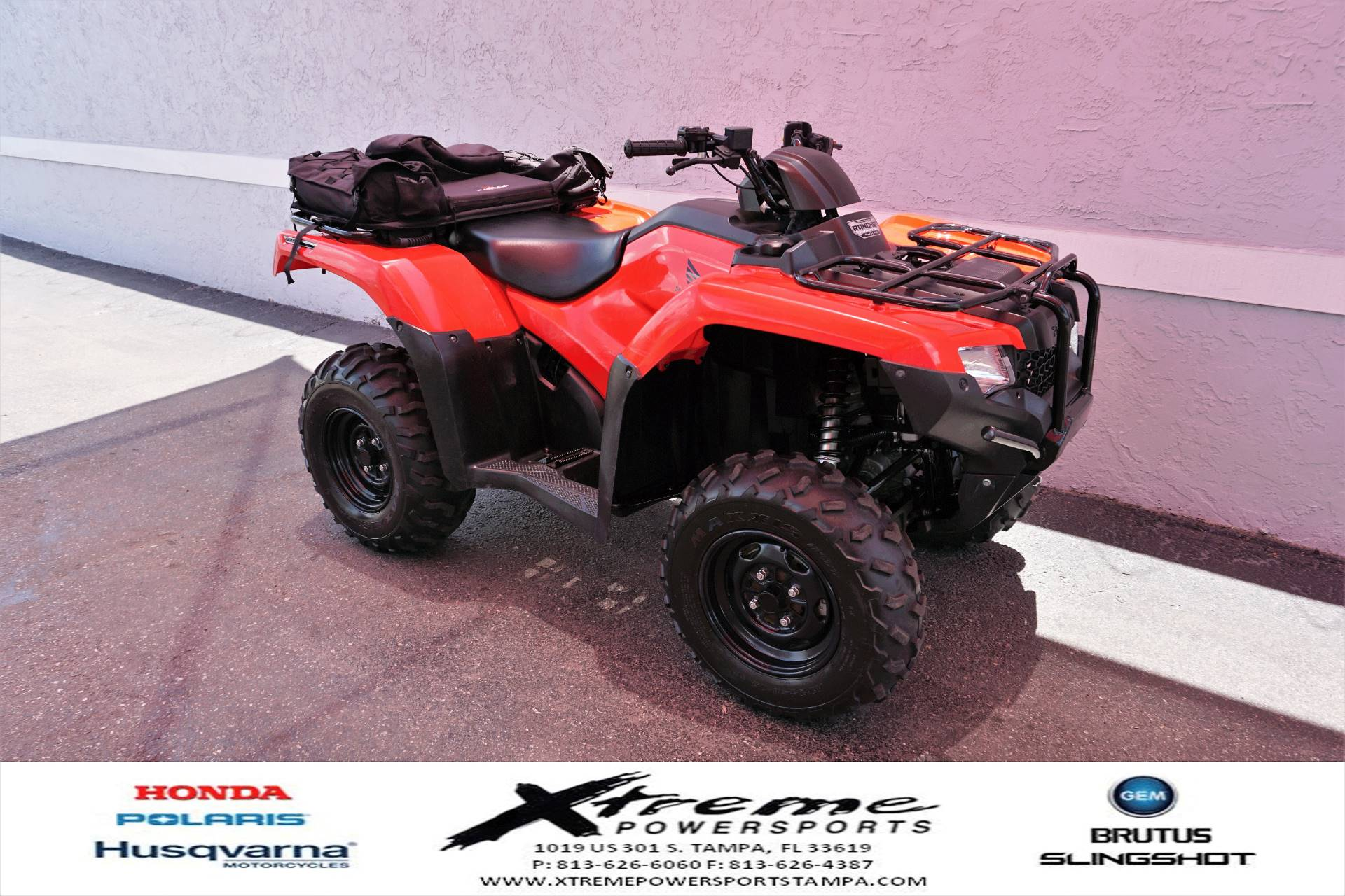 2016 Honda RANCHER AUTO EPS IRS in Tampa, Florida - Photo 7