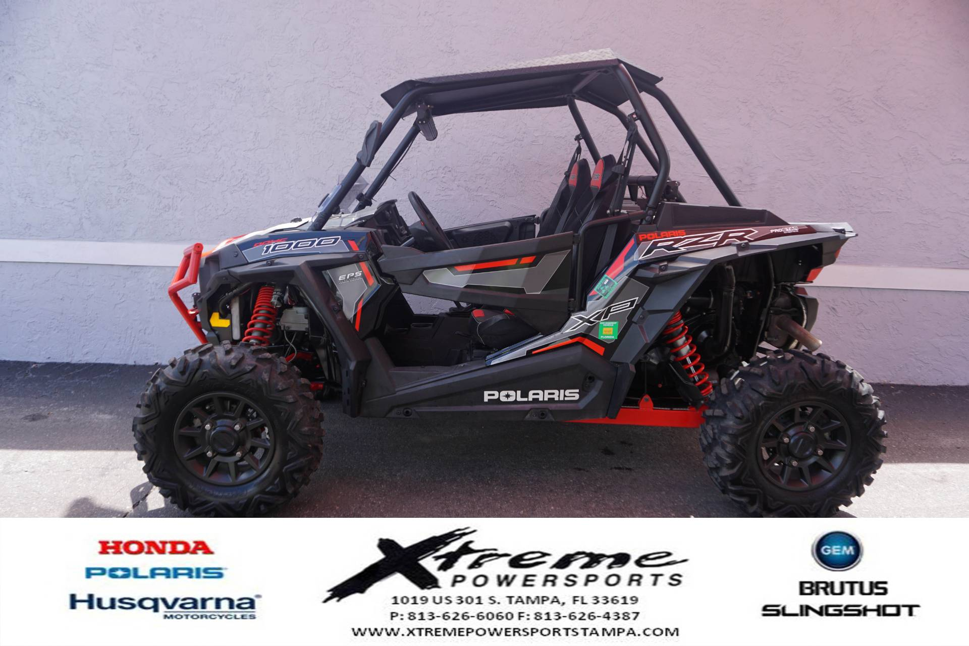 2018 Polaris RZR XP1000 LE EPS in Tampa, Florida - Photo 1