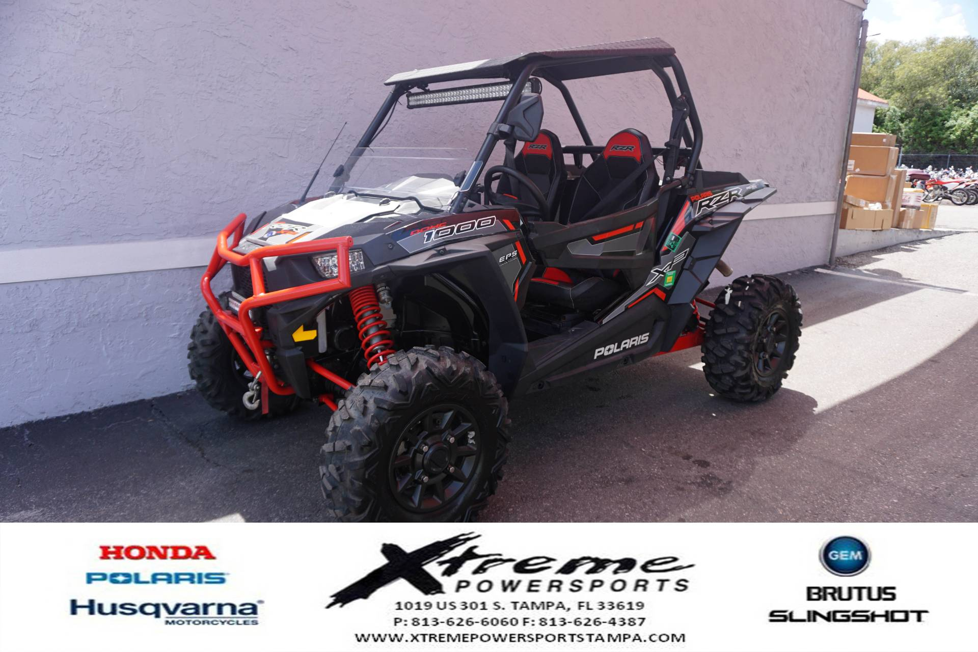 2018 Polaris RZR XP1000 LE EPS in Tampa, Florida - Photo 2