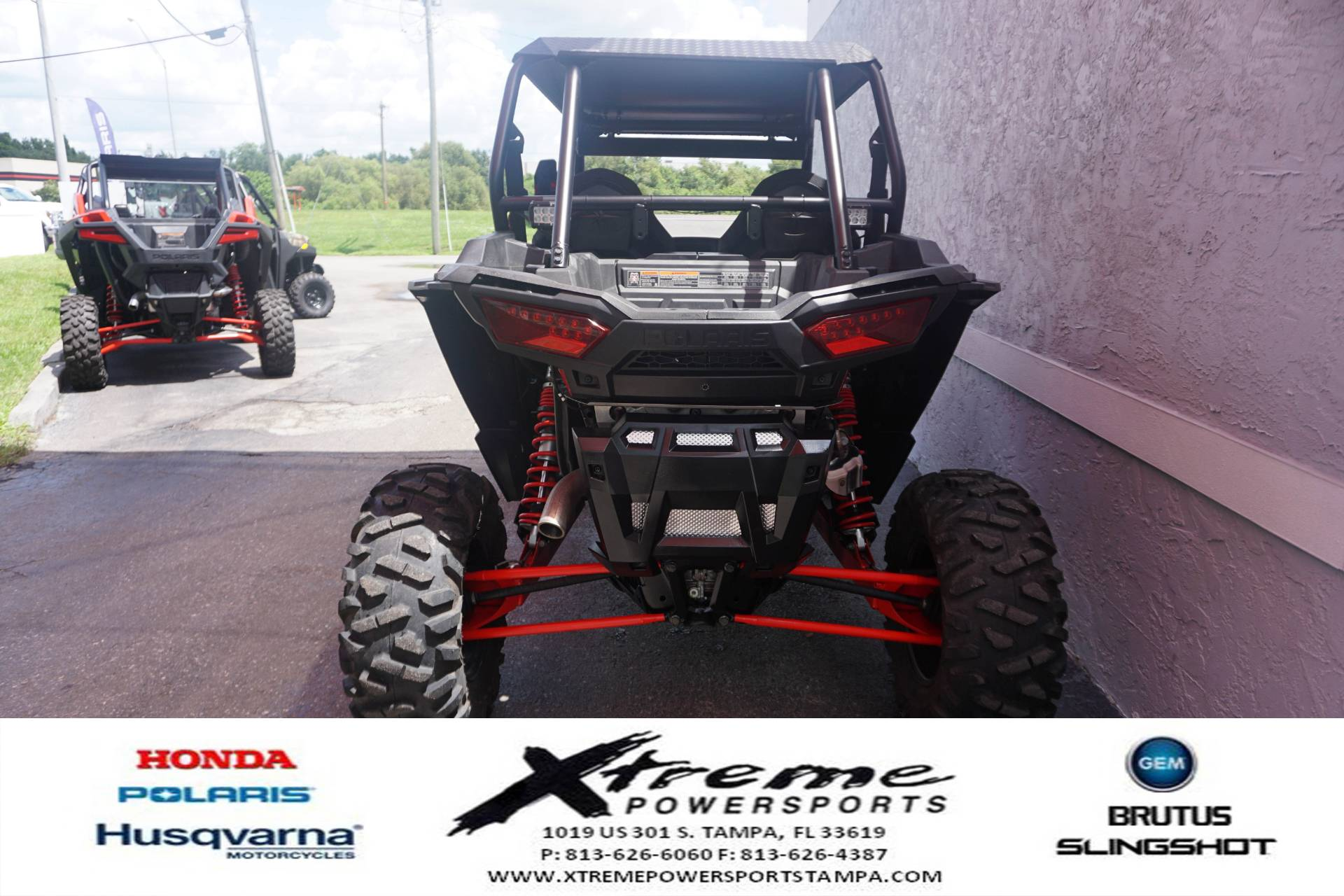 2018 Polaris RZR XP1000 LE EPS in Tampa, Florida - Photo 4