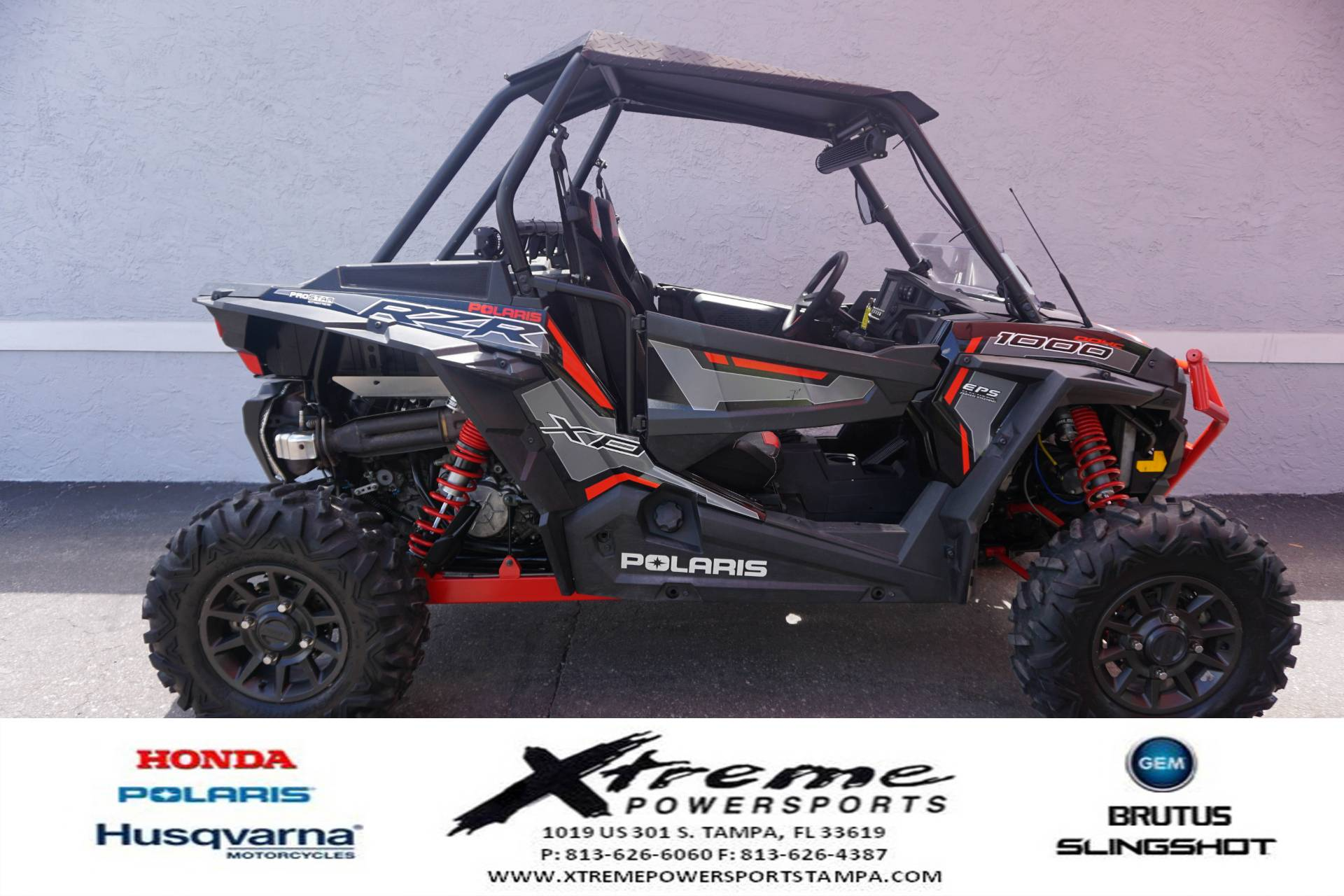 2018 Polaris RZR XP1000 LE EPS in Tampa, Florida - Photo 6