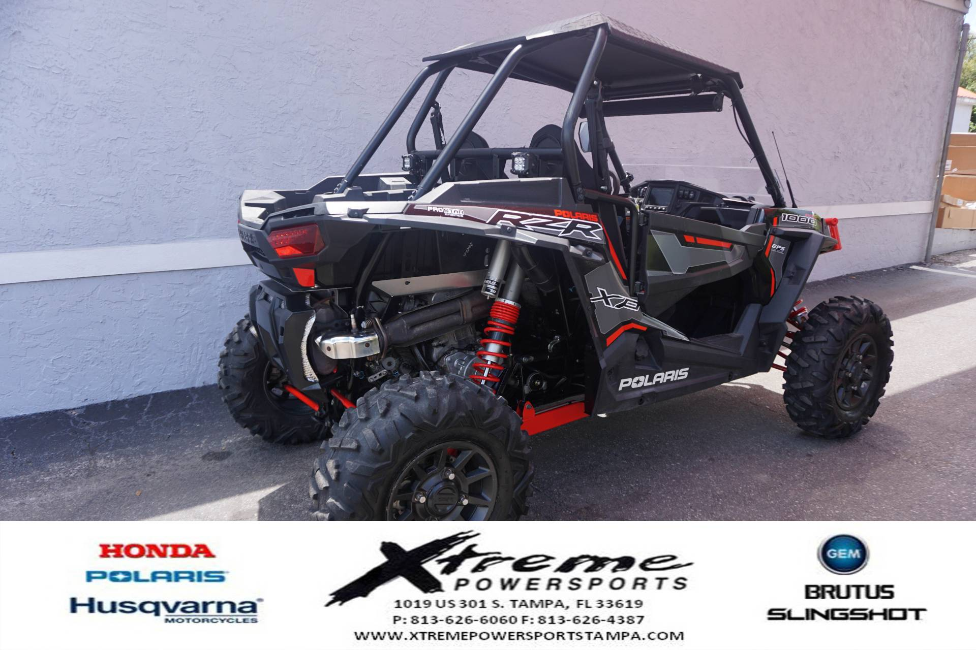 2018 Polaris RZR XP1000 LE EPS in Tampa, Florida - Photo 7