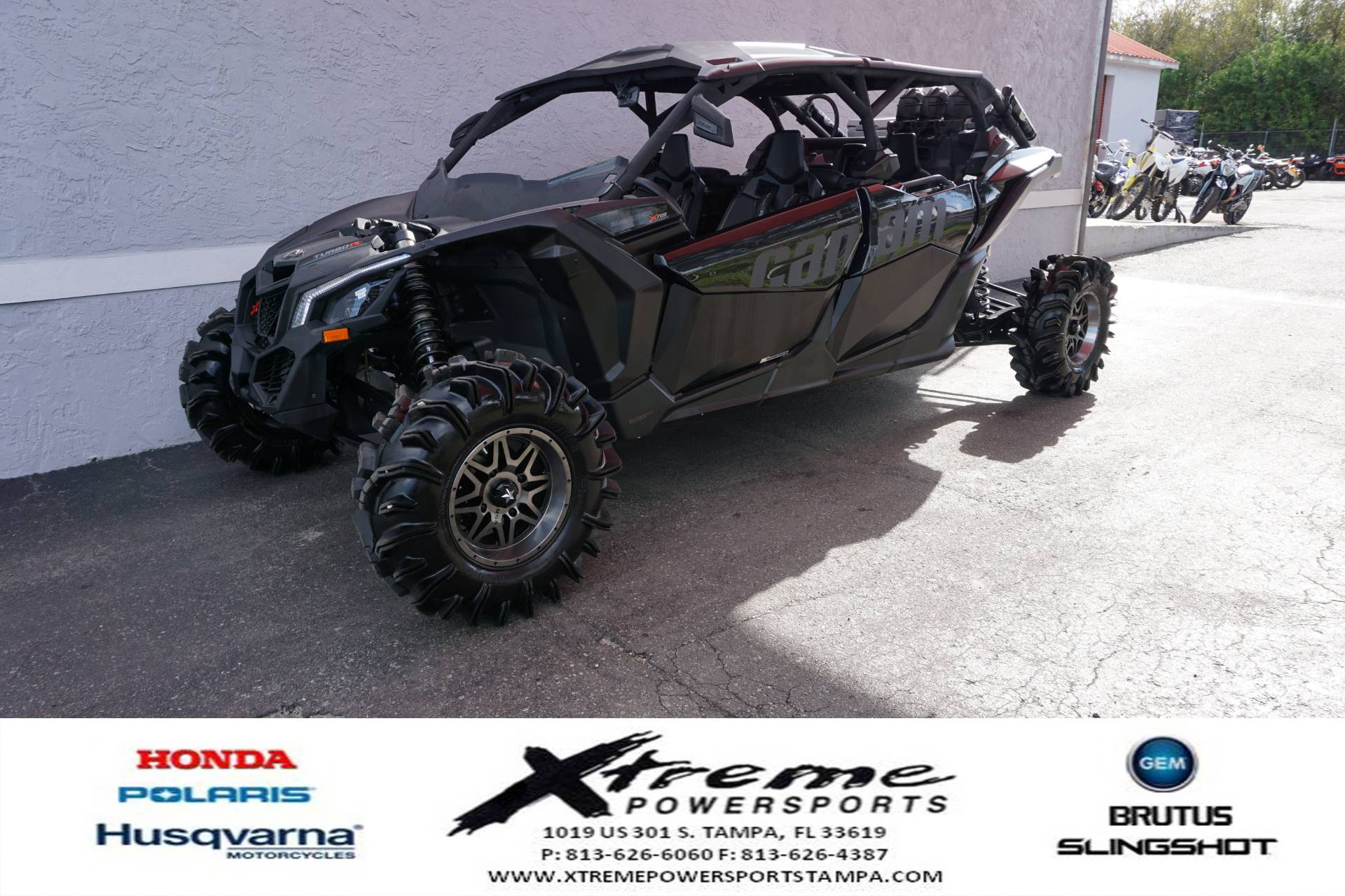 2017 Can-Am MAVERICK X3 TURBO MAX XRS in Tampa, Florida - Photo 2