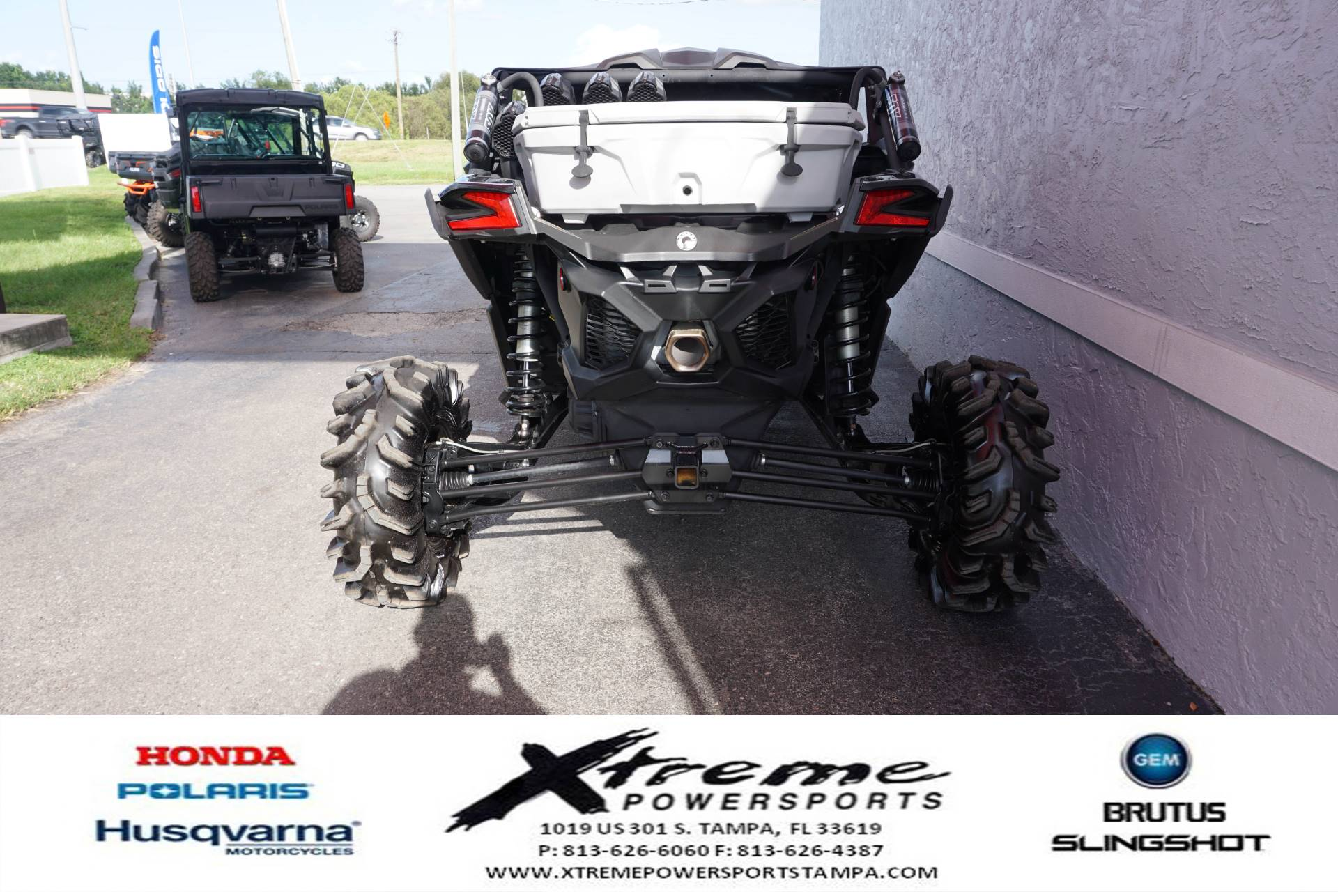 2017 Can-Am MAVERICK X3 TURBO MAX XRS in Tampa, Florida - Photo 4