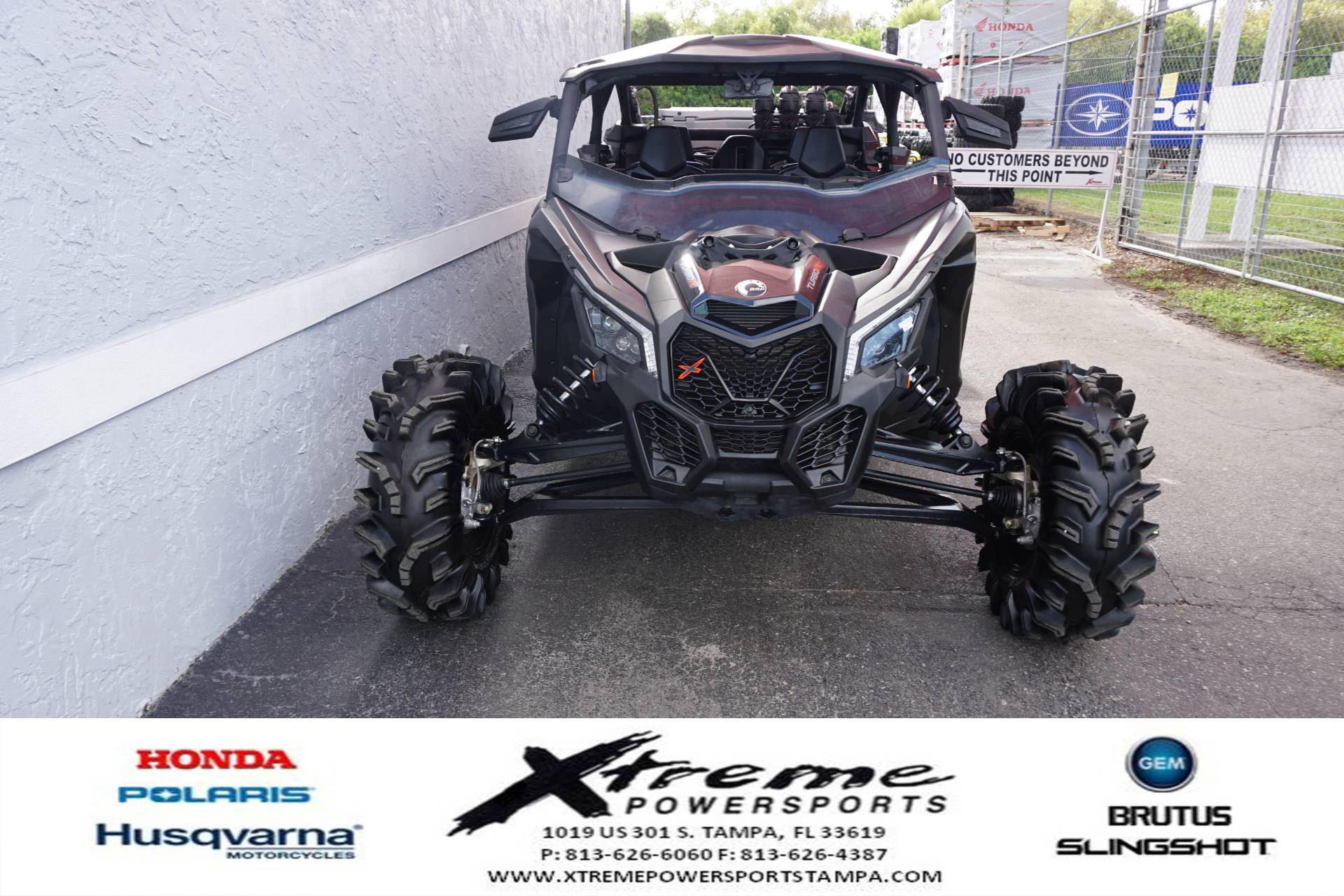 2017 Can-Am MAVERICK X3 TURBO MAX XRS in Tampa, Florida - Photo 5