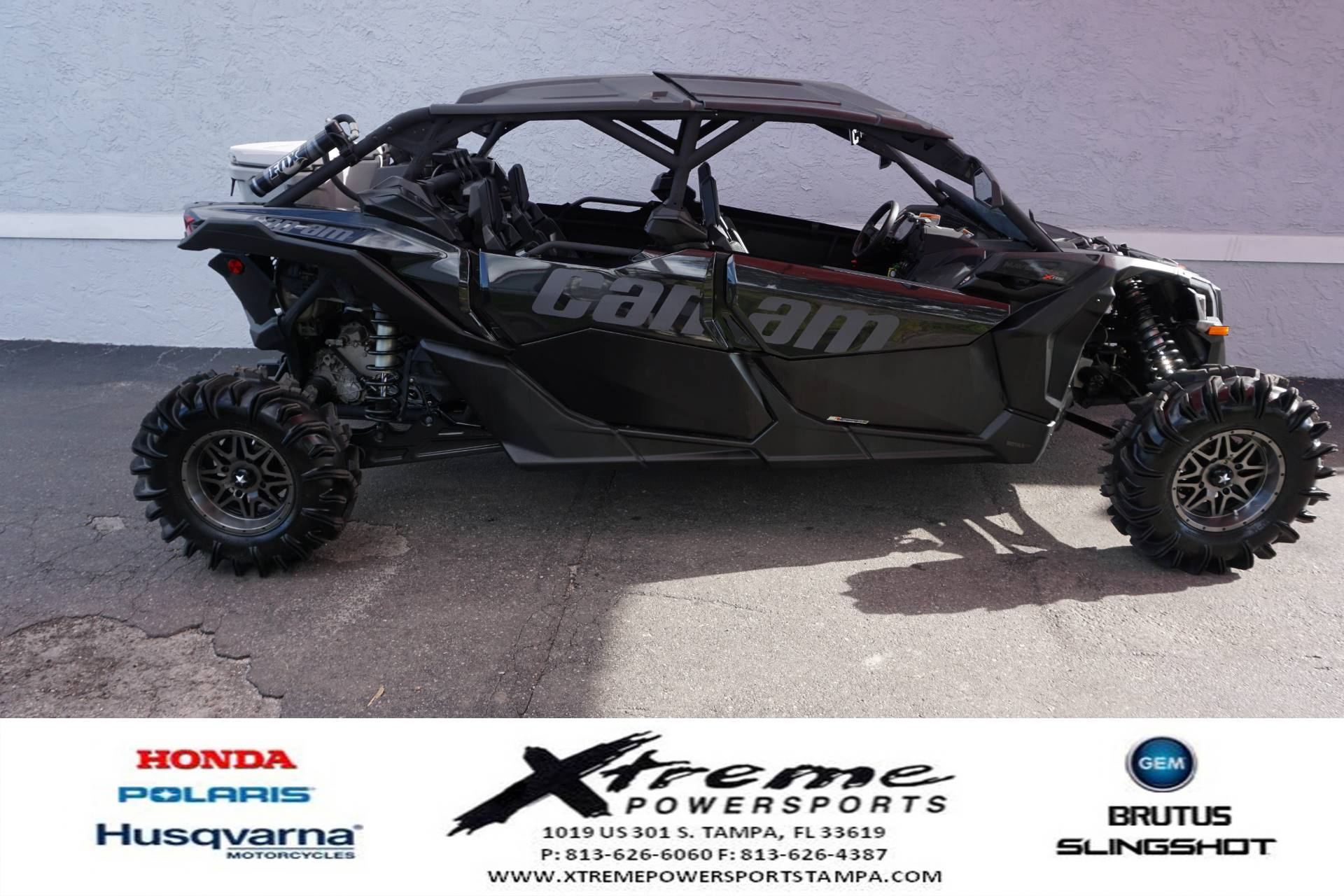 2017 Can-Am MAVERICK X3 TURBO MAX XRS in Tampa, Florida - Photo 6