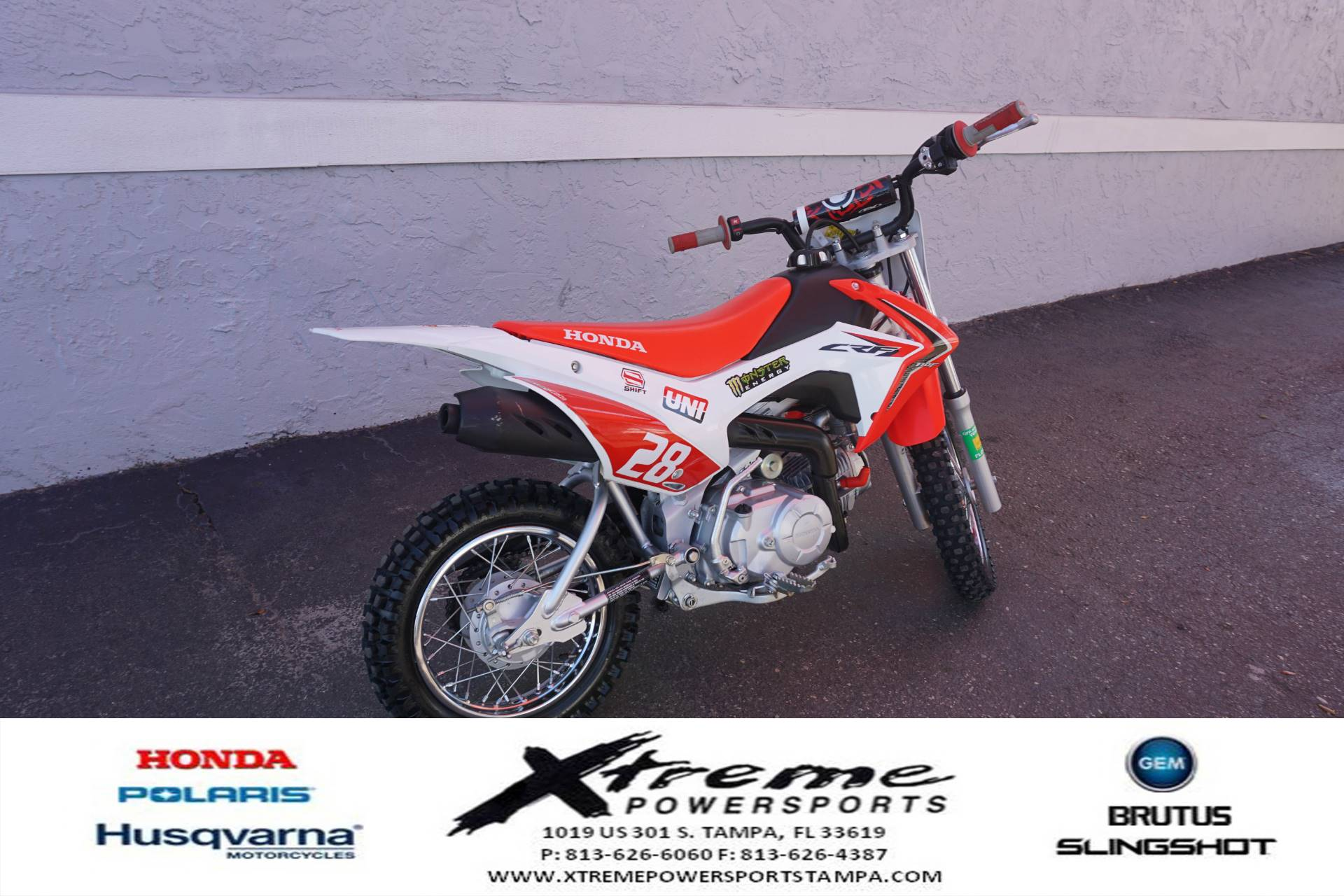 2018 Honda CRF110 in Tampa, Florida - Photo 7