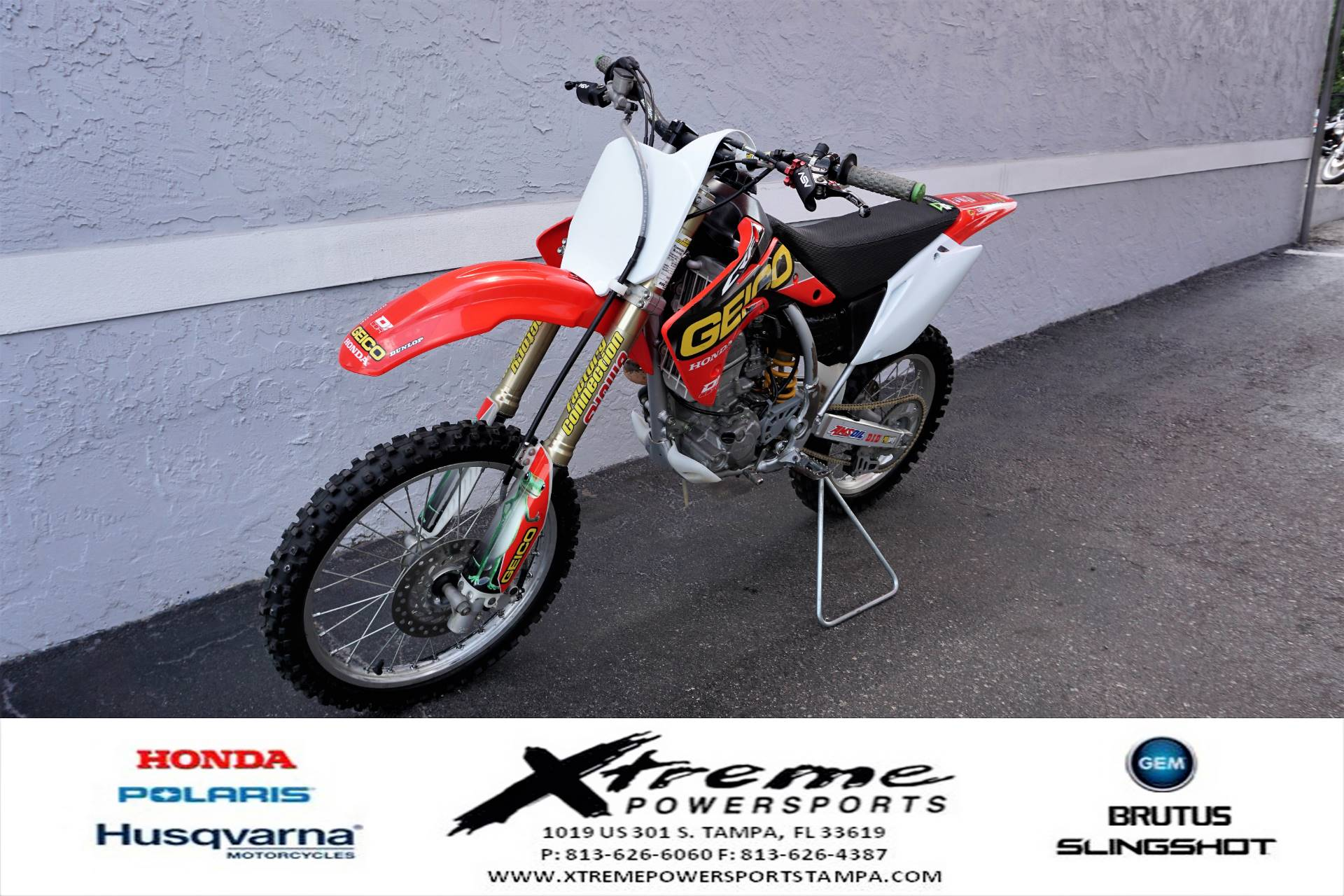 2018 Honda CRF150 BIG WHEEL in Tampa, Florida - Photo 2
