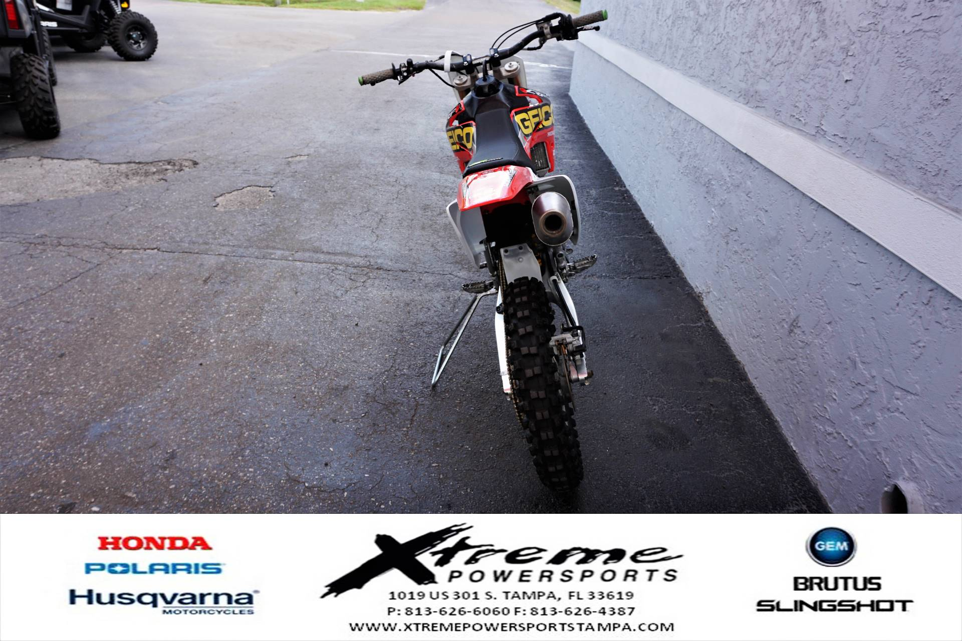 2018 Honda CRF150 BIG WHEEL in Tampa, Florida - Photo 4
