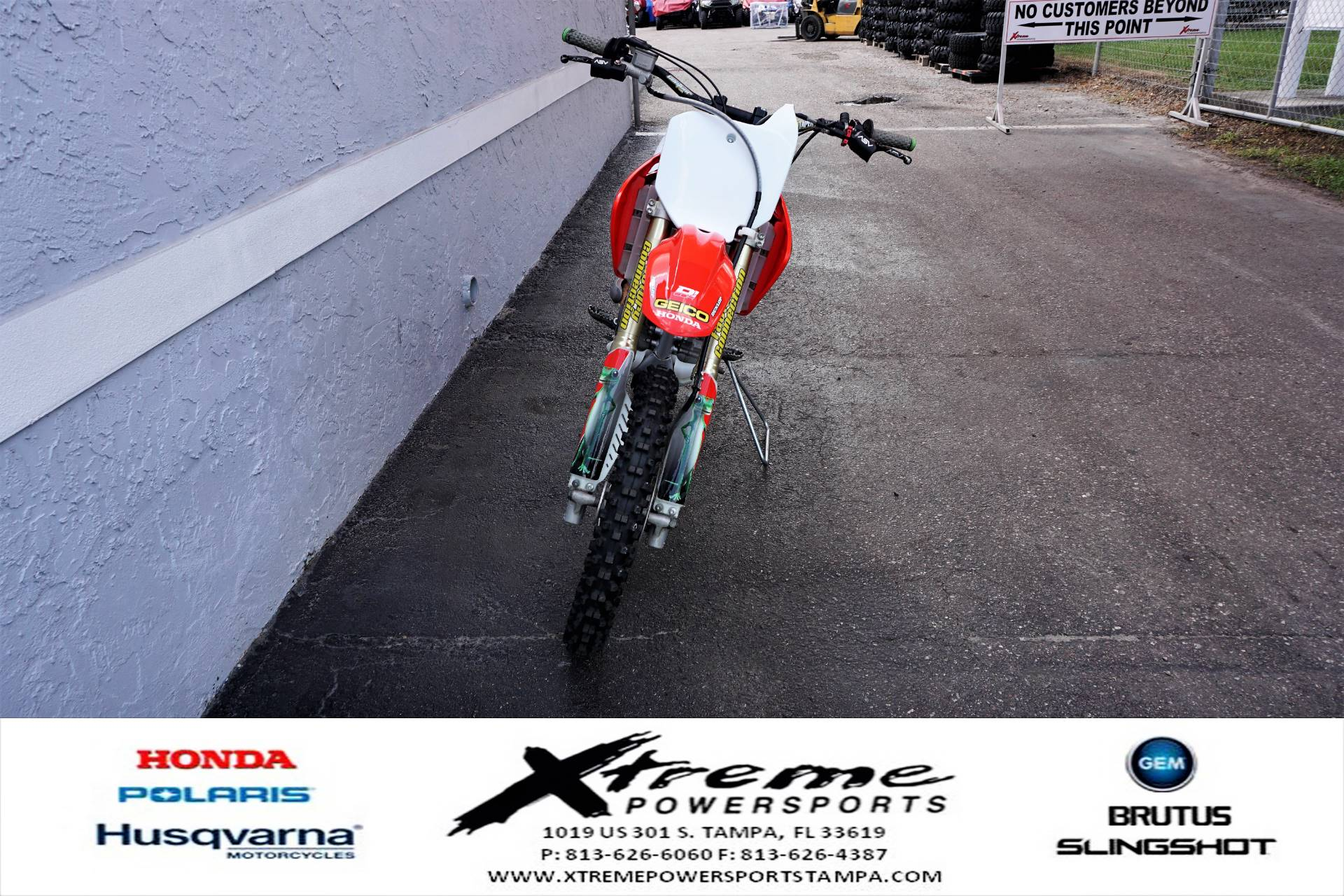 2018 Honda CRF150 BIG WHEEL in Tampa, Florida - Photo 5