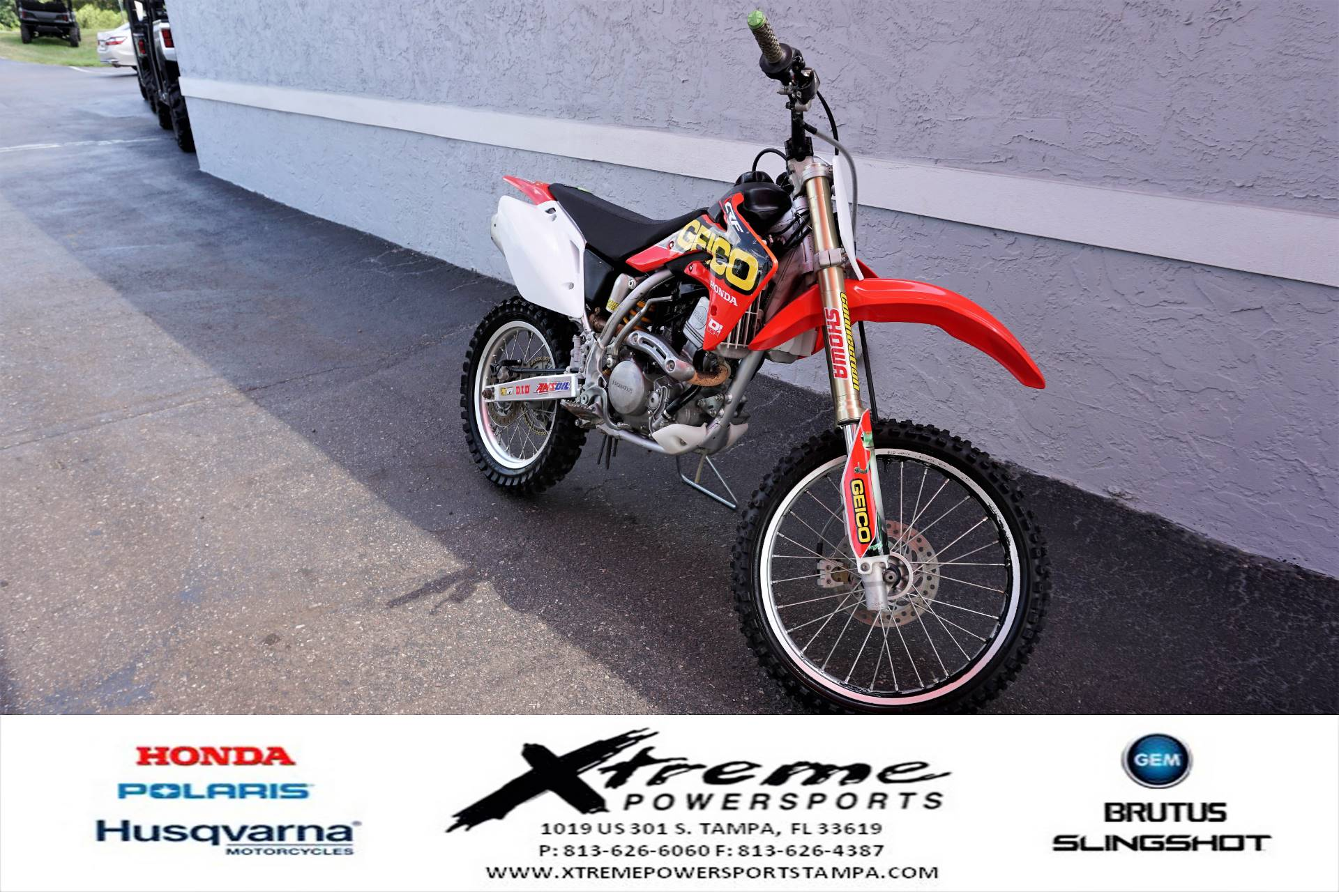 2018 Honda CRF150 BIG WHEEL in Tampa, Florida - Photo 8
