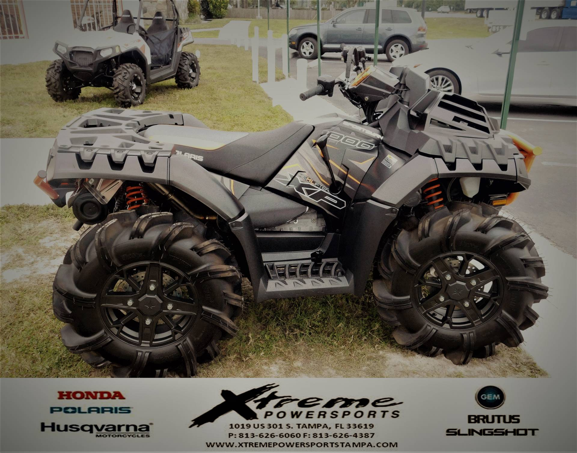 2019 Polaris SPORTSMAN XP1000 HIGHLIFTER in Tampa, Florida