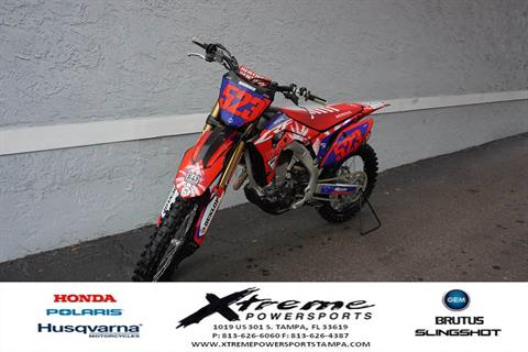 2020 Honda CRF450 WORKS EDITION in Tampa, Florida - Photo 2