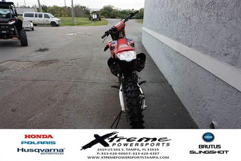 2020 Honda CRF450 WORKS EDITION in Tampa, Florida - Photo 4