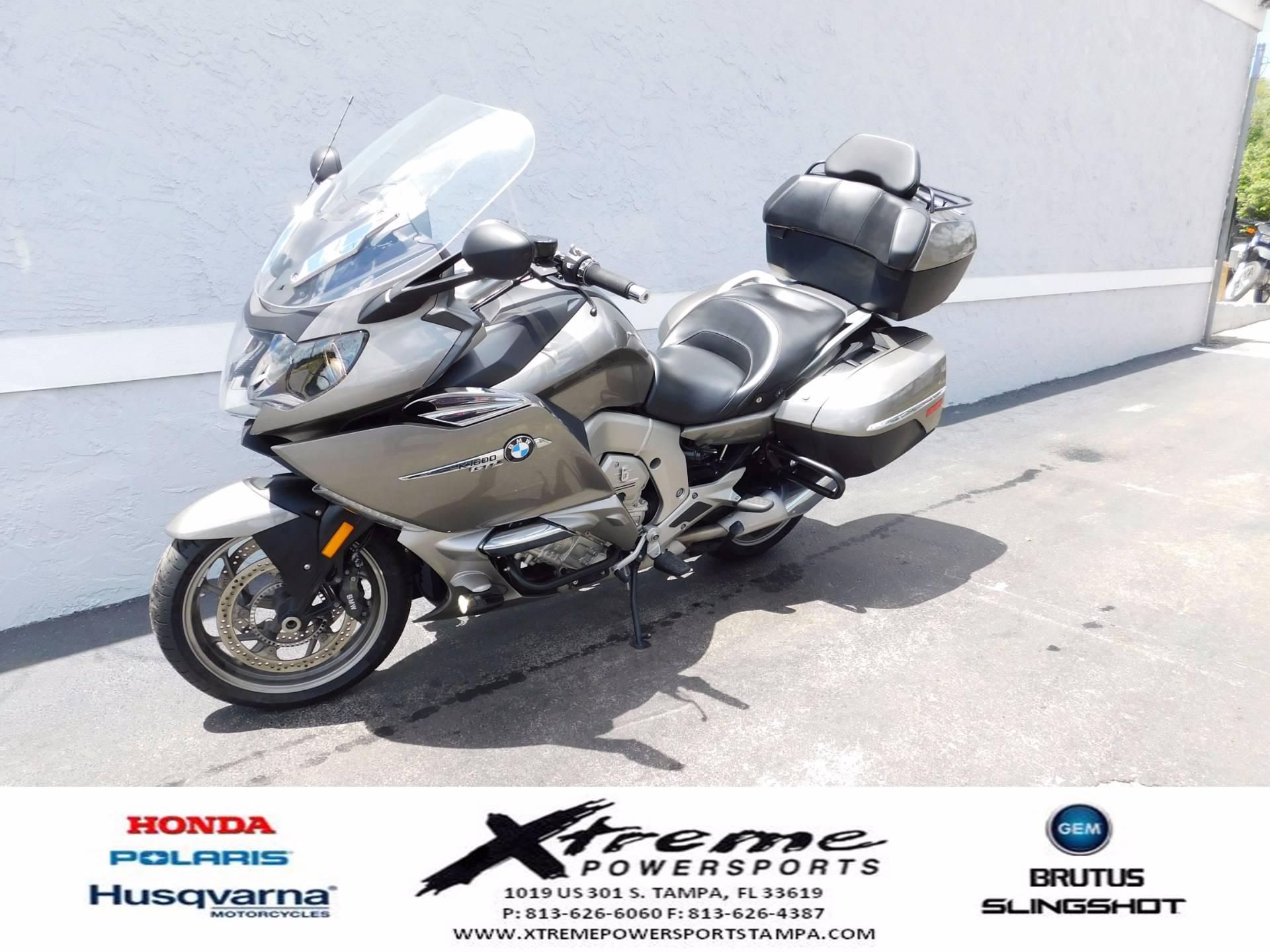 2014 BMW K1600 GTL in Tampa, Florida